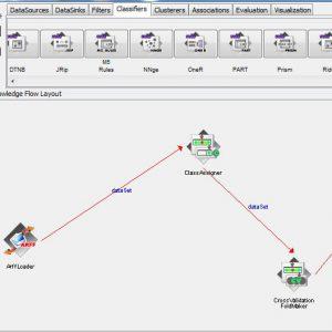 پروژه پیش بینی آب و هوا با استفاده از الگوریتم درخت تصمیم LAD در وکا