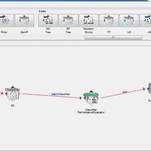 پروژه تشخیص پایه اتصال با استفاده از الگوریتم درخت تصمیم ID3 در وکا