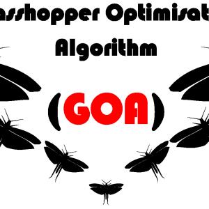 پروژه پیاده سازی الگوریتم بهینه سازی ملخ(GOA) با متلب (شبیه سازی مقاله الزویر)