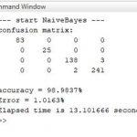 پروژه داده کاوی با متلب, پروژه داده کاوی با نایوبیز, پروژه طبقه بندی مجموعه داده های فیزیکی عملکردهای vicon, پروژه طبقه بندی مجموعه داده های فیزیکی عملکردهای vicon با الگوریتم نایوبیز , پیاده سازی طبقه بندی مجموعه داده های فیزیکی عملکردهای vicon با الگوریتم نایوبیز , الگوریتم نایوبیز , دانلود الگوریتم نایوبیز در متلب , شبیه سازی الگوریتم نایوبیز در متلب , دانلود پروژه طبقه بندی مجموعه داده های فیزیکی عملکردهای vicon در متلب , پیاده سازی الگوریتم نایوبیز جهت طبقه بندی مجموعه داده های فیزیکی عملکردهای vicon